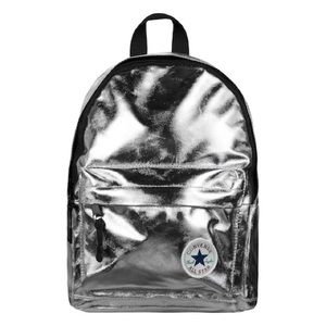 Converse Metallics Backpack silver